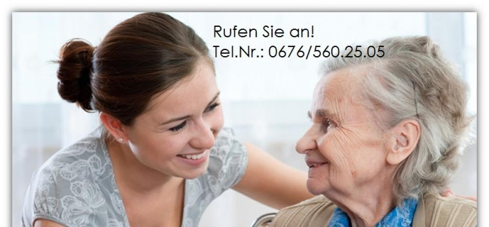 24-Stunden-Pflege und -Betreuung aus Wiener Neustadt